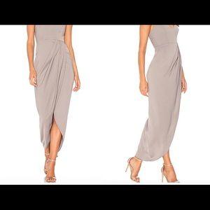 NWOT Shona Joy core tie Bustier Dress